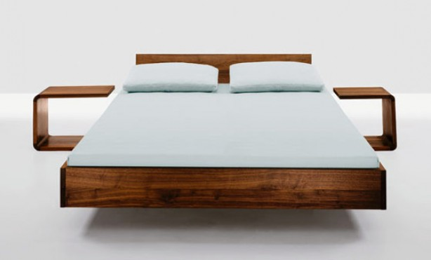 zwevend bed