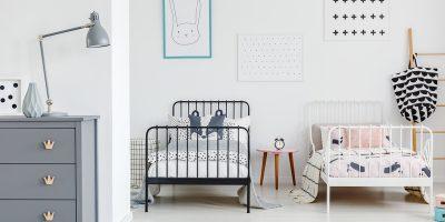 Wat is de ideale vloer voor in de kinderkamer?