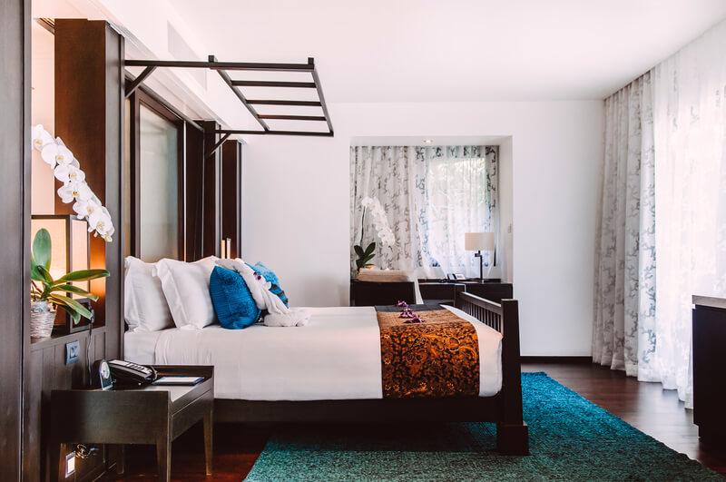 verschillende slaapkamer vloeren