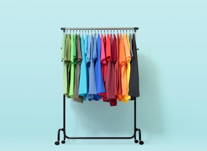 verrijdbare kledingkasten