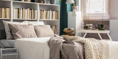 De voordelen van een kleine slaapkamer