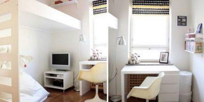 Handige tips bij het inrichten van een kleine vierkante slaapkamer