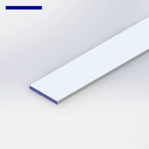 Aluminium profielen, ook voor een 'strakke' slaapkamer!