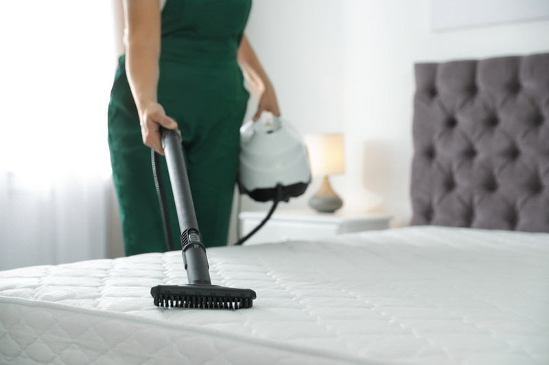 matras schoonmaken