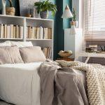 kleine slaapkamer groter laten lijken