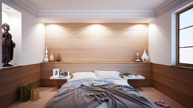 Slaapkamer laten ontwerpen door een professional