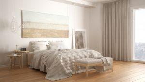 Een-opgeruimde-slaapkamer