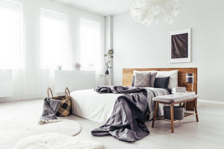 radiator in de slaapkamer
