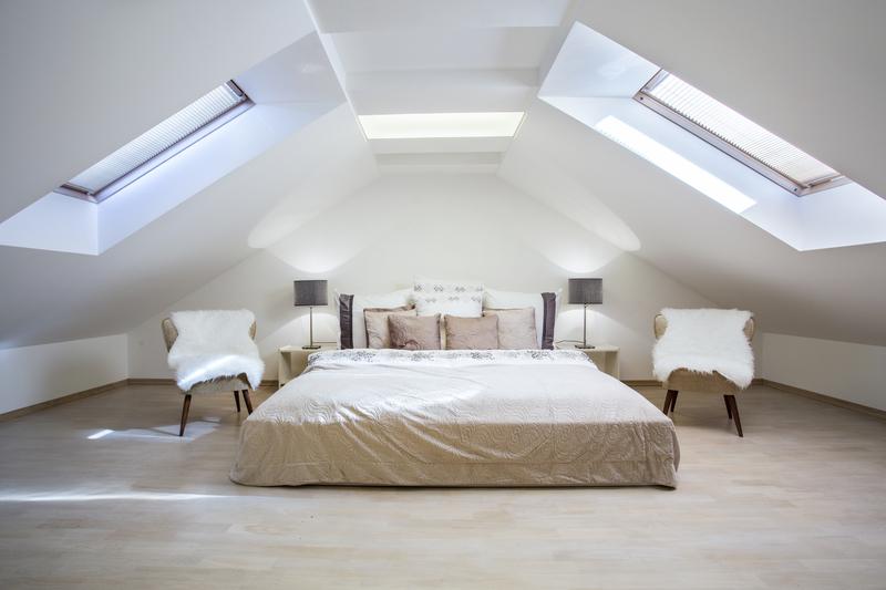 Slaapkamer-op-zolder