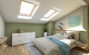 slaapkamer-op-zolder-inrichten