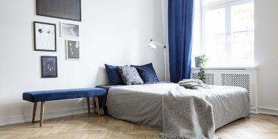 slaapkamervloer