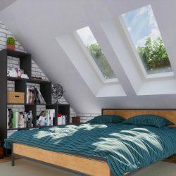 zolder-slaapkamer