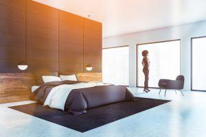 tegels in slaapkamer