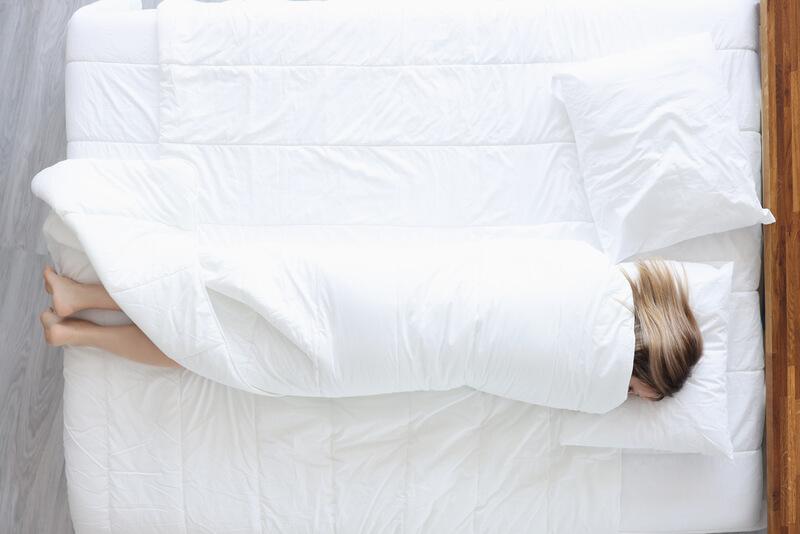 problemen met slapen